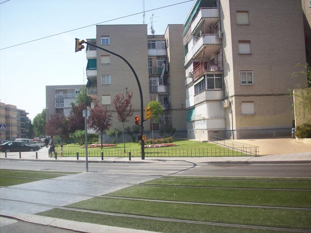 Red urbana de parques, Parla, Madrid